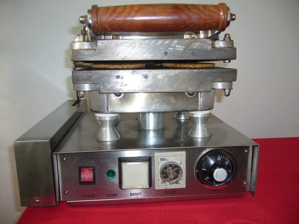 Verse Stroopwafel machine huren