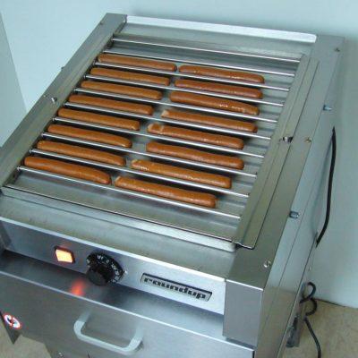 hotdogs voor feest en partij