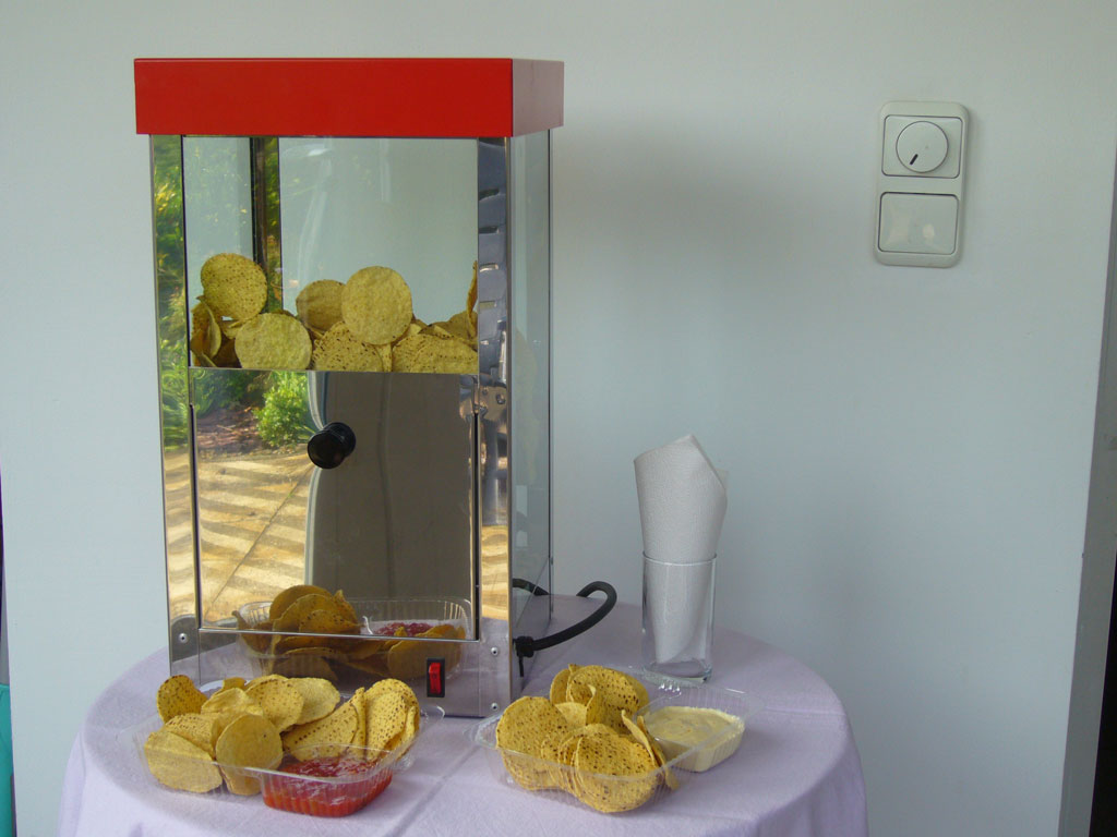 Nacho funfood machine
