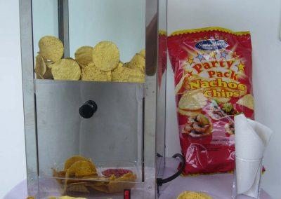 nacho's funfood voor feestje