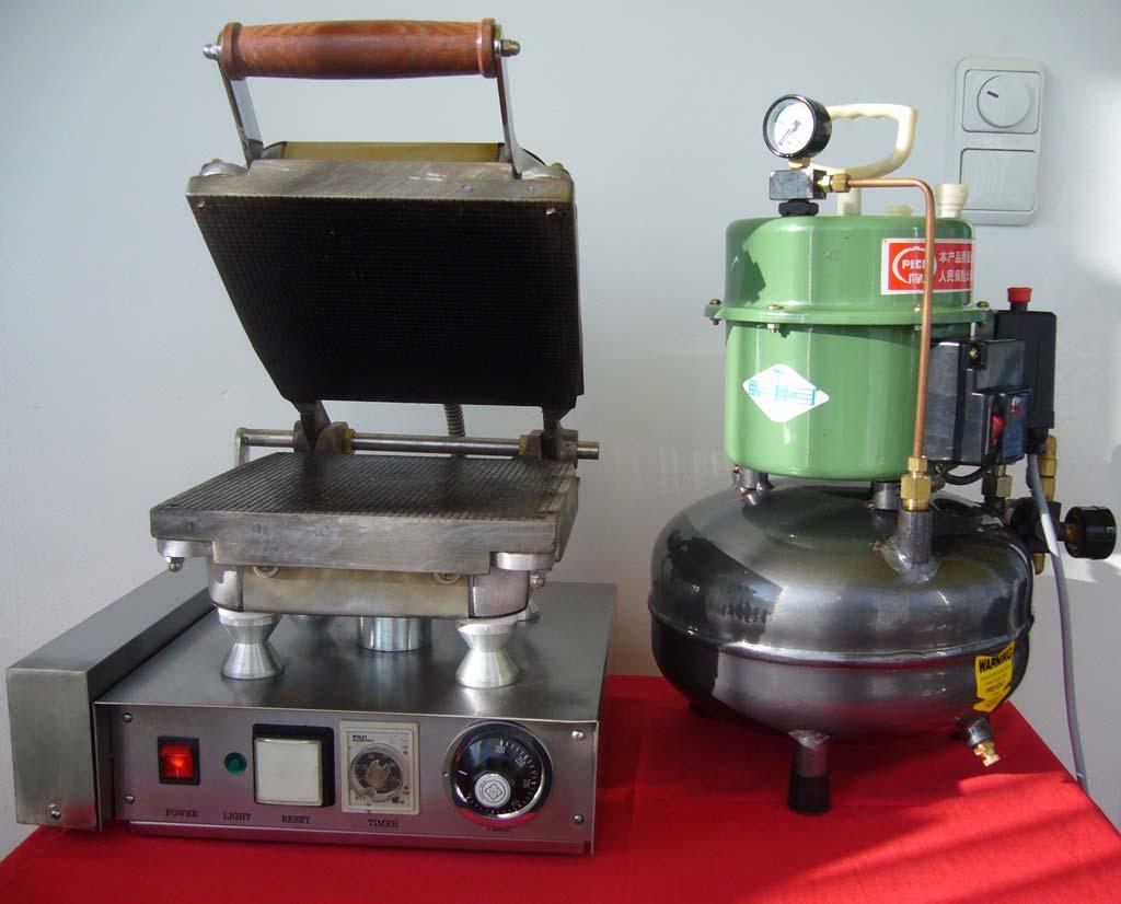 stroopwafel machine huren voor feestje